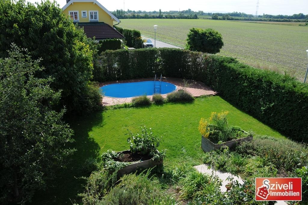 Vorschau von Garten mit Pool