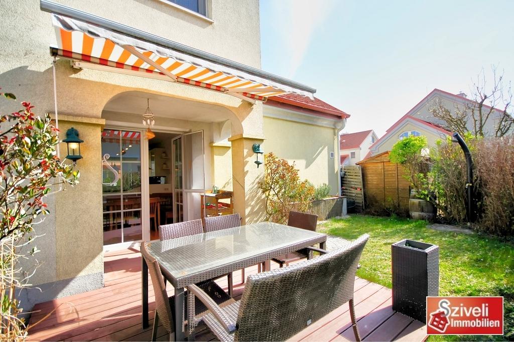 Vorschau von Garten mit Terrasse