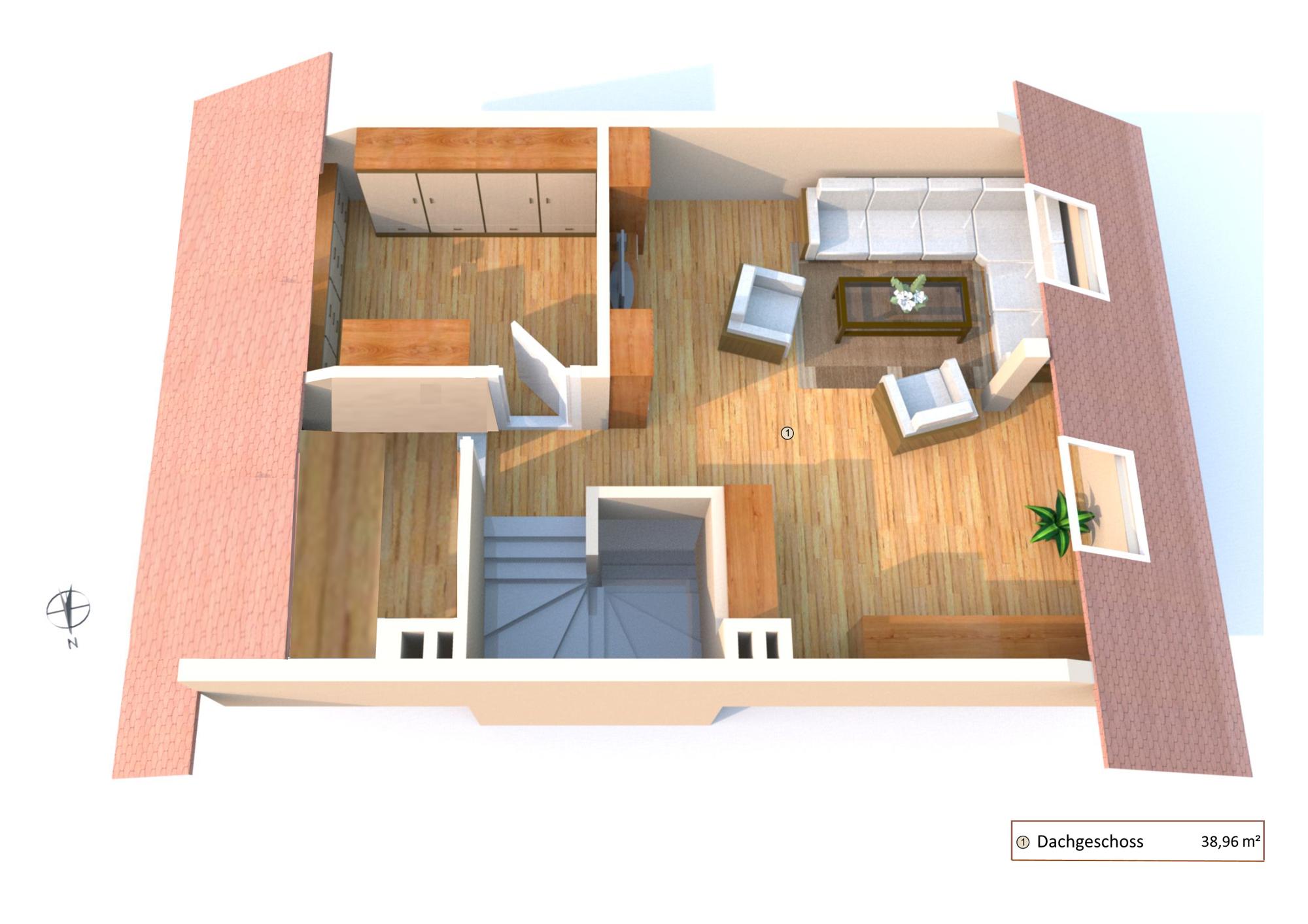 Vorschau von Dachgeschoss